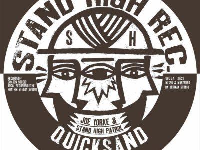 Joe Yorke & Stand High Patrol – Quicksand