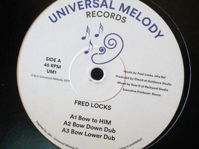 UM001 – Fred Locks