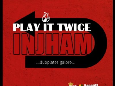 Injham – Play It Twice KDR021